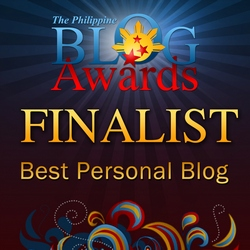 2010 Philippine Blog Awards Finalist